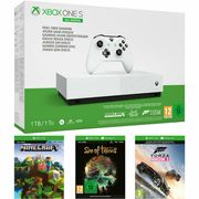 Xbox One S 1TB with Forza Horizon 3, Sea of Thieves, Minecraft Only £195