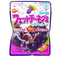 Bourbon Fettuccine Italian Grape Gummy Candy, 50 G