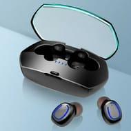 TWS Wireless Bluetooth 5.0 Headphones Earphones Mini In-Ear Buds