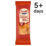 Walls Large Sausage Roll 140G - HALF PRICE!