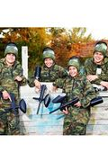 Half-Price!!! 'Paintball for Four' Adventure Day/Experience