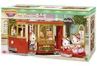 Sylvanian Families Town - Ride along Tram - HALF PRICE!