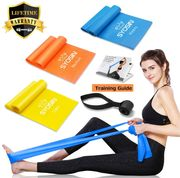 Deal Stack - Resistance Bands - 50% off + Extra £1