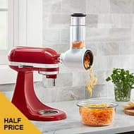 KitchenAid Slicer and Shredder Attachment 5KSMVSA - HALF PRICE!