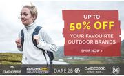 Hawkshead - 50% off Your Favourite Outdoor Brands