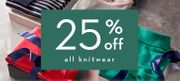 Crew Clothing - Jump-Er for Joy   25% off the Knits You Need