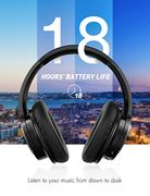 Mpow H7 Bluetooth Headphones over Ear, [18 Hrs Playtime] Wireless Headphones