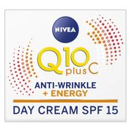 *HALF PRICE* Nivea Q10 plus SPF 15 Vitamin C Day Cream 50ml