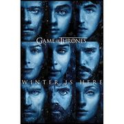 Game of Thrones Winter is Here Wall Poster with 25% discount - Great buy!