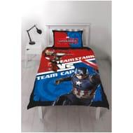 Captain America: Civil War Panel Duvet Set - Save £6!