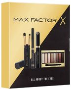SAVE £6.99 - Max Factor All about the Eyes Christmas Gift Set