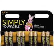 Duracell AA Batteries 8 Pack ONLY £1 *£7 In Tesco Offer Ends Midnight Tonight!