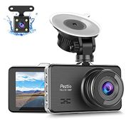 Lightning Deal: Dash Cams for Cars Front and Rear Full HD 1080P Car Dash Camera
