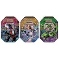 Pokemon Limited Edition Card Tin Assortment