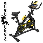 Nero Sports Aerobic Exercise Spin Bike with 54% discount - Great buy!