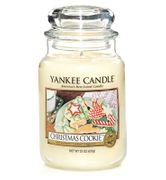 Yankee Candle Classic Large Jar Christmas Cookie