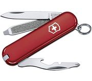 Victorinox 0.6163 V06163 Rally Small Pocket Knife