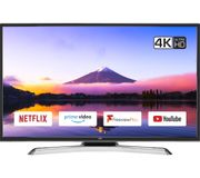 """*SAVE £70* JVC 40"""" Smart 4K Ultra HD HDR LED TV /Freeview Play £279 with Code"""