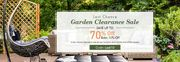 10% off on Garden Clearance Items
