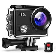 APEMAN Action Camera 4K 20MP with Remote Control