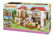 SAVE £20 - Sylvanian Families - Red Roof Country Home