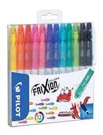 Pilot Frixion Colors Erasable Fibre Tip Colouring Pen - Assorted