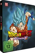 Dragon Ball Z - Resurrection F (BD SteelBook + DVD) (German Import)