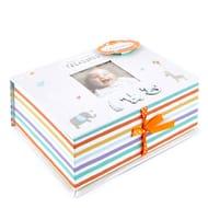 Teeny Wonders Baby's Little Treasures Keepsake Box