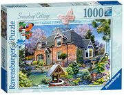 Ravensburger Country Cottage Collection No.11 - Snowdrop Cottage