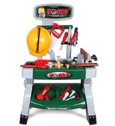 Workbench Kit Play Set with Variety of Tool Accessories Included
