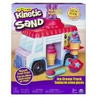 Kinetic Sand 6035805 Ice Cream Truck, Multicolour