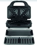 Salter 3-in-1 Deep Fill Sandwich and Waffle Maker Only £16.99