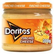 Doritos Nacho Cheese, Hot Salsa, Sour Cream, Salsa Dips - HALF PRICE!