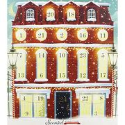 Scented Tealight Candle Advent Calendar - Festive Home