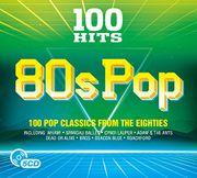 Best Ever Price! Various Artists - 100 Hits - 80s Pop CD Box Set