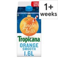 Tropicana Orange Juice Smooth 1.6 Litre