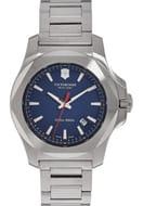 VICTORINOX Silver Tone Chunky Watch