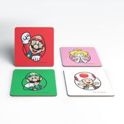 Free Nintendo Mug When You Buy a Pack of Coasters FREE DELIVERY