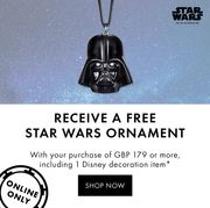 Free Starwars Ornament