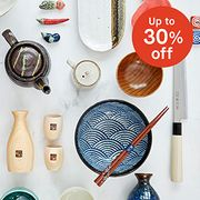 Up to 30% off Selected Ceramics