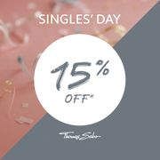 Get 15% off Thomas Sabo + FREE DELIVERY