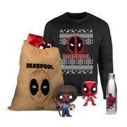 Deadpool Officially Licensed MEGA Christmas Gift Set