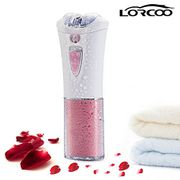 Lorcoo Cordless Epilator Smooth & Silky Full Body Hair Removal Trimmer
