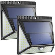 Deal Stack - LED Solar Lights - £4 off + Lightning Deal