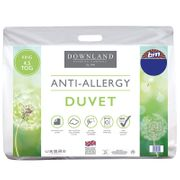 Downland Anti-Allergy 4.5 Tog Duvet - King