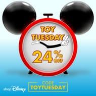 shopDisney 24% Off Disney Toys & Costumes - Mickey & Minnie Just £15.20