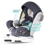 Bonio Baby Car Seat 360 Rotating Group 0+/1/2/3 (0-12 Years)