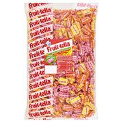 Fruittella Juicy Chews Bulk Sweets Bag, 2 Kg