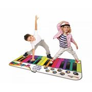 Rainbow Colours Piano Mat at Ryman - Only £19.99!