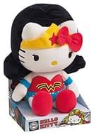 Jemini Hello Kitty Plush 022790 Wonder Woman Dc Comics Super Heroes